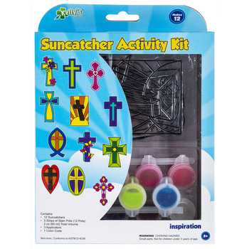 Inspiration Suncatcher Activity Kit